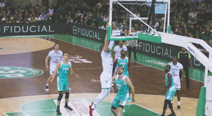 Le Limoges CSP rejoint la Basketball Champions League